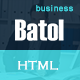 Batol - One Page Parallax