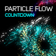 Particle Flow Countdown - VideoHive Item for Sale
