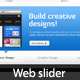 website slider with navigation's  - GraphicRiver Item for Sale