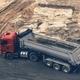 Construction Site Dump Truck - PhotoDune Item for Sale