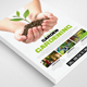 Plantation Services Flyer Template