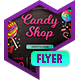 Business Flyer: Candy Shop - GraphicRiver Item for Sale