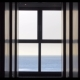 Blue Endless Sea, View From the House or Hotel Window - VideoHive Item for Sale