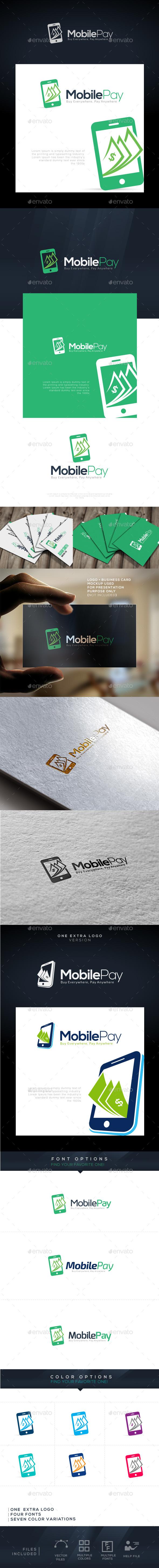 MobilePay - Symbols Logo Templates