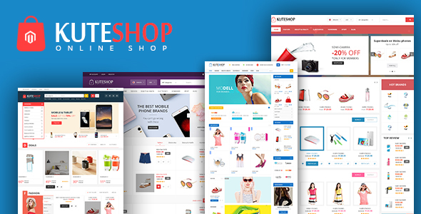 ThemeForest KuteShop Multipurpose Responsive Magento 2 Theme 20693109