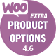 WooCommerce Extra Product Options