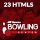 Bowling - Responsive HTML Template - ThemeForest Item for Sale