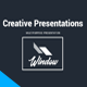 Window Powerpoint Template