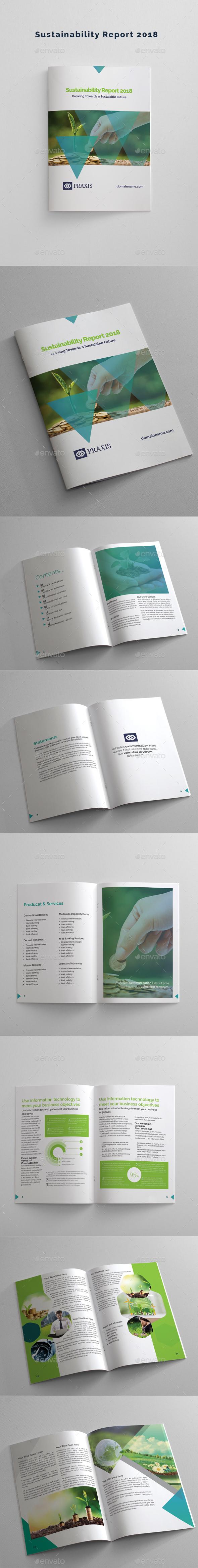 Sustainability Report 2018 - Corporate Brochures