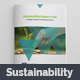 Sustainability Report 2018 - GraphicRiver Item for Sale