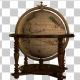 Rotating Old Globe - VideoHive Item for Sale