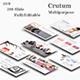 Crutum Multipurpose Google Slide Template - GraphicRiver Item for Sale