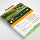 Gardening Service Flyer - GraphicRiver Item for Sale