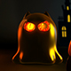 Scary Halloween Ghost Logo Reveal Bundle
