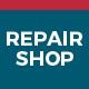 RepairShop -  Auto Service / Tuning Center PSD Template