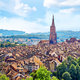 Panoramic view of Berne, Switzerland - PhotoDune Item for Sale