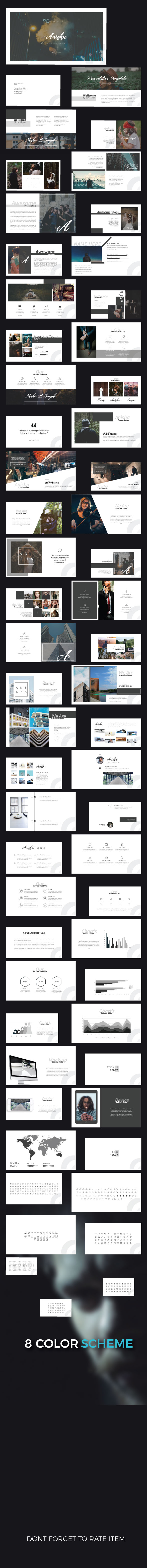 Anisha Powerpoint - Business PowerPoint Templates