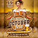 Octoberfest Flyer - GraphicRiver Item for Sale