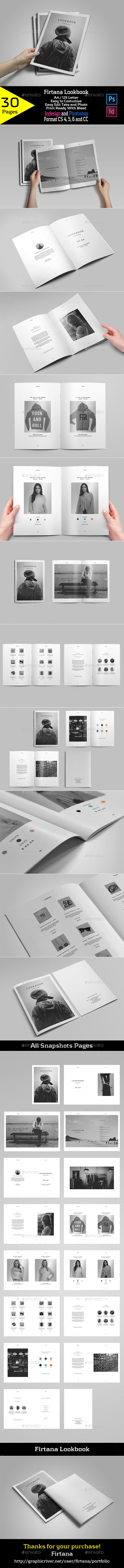 Firtana Lookbook - Catalogs Brochures