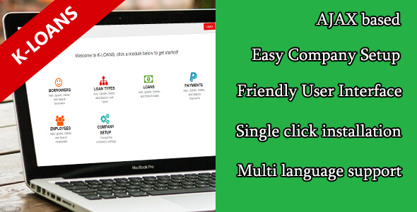 Loan Management System - CodeCanyon Item for Sale