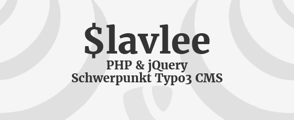 Slavleeprogrammierung 590x242