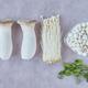 King Trumpet, Enoki And Shimeji Mushrooms - PhotoDune Item for Sale
