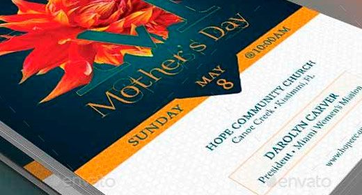 REC-Mothers Day Banquet  Templates