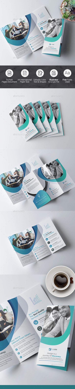 GraphicRiver Tri fold Brochure 20695169