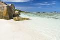 Beautiful Anse Pierrot, La Digue, Seychelles