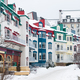 Mont-Tremblant village in winter - PhotoDune Item for Sale