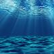 Underwater Background 3