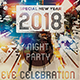 New Years Eve Gala Poster - GraphicRiver Item for Sale