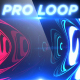 Tunnel Ripples - Professional VJ Background Loop - VideoHive Item for Sale