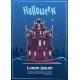 Happy Halloween Gothic Castle