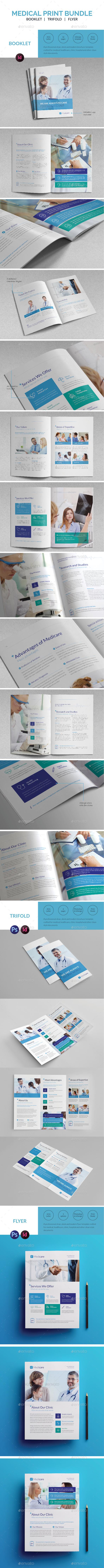 Medical Print Bundle - Informational Brochures