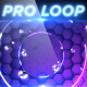 Hex Wall - Professional VJ Background Loop - VideoHive Item for Sale