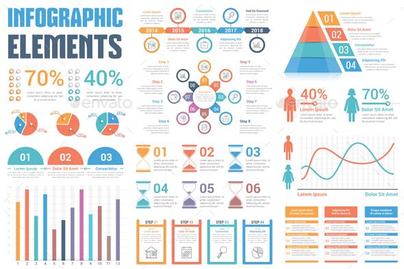 GraphicRiver Infographic Elements 20696865