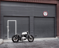Vintage custom motorcycle motorbike caferacer - PhotoDune Item for Sale