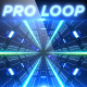 Future Tunnel - Professional VJ Background Loop - VideoHive Item for Sale