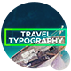 Travel Typography - VideoHive Item for Sale
