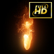 Particle Fluid - VideoHive Item for Sale