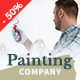 ProRange | Painting Company WP Theme - ThemeForest Item for Sale
