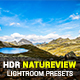 20 HDR Natureview Lightroom Presets