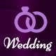 Wedding - Wedding & Wedding Planner WordPress Theme - ThemeForest Item for Sale