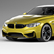 BMW M4 Coupe 2015 - 3DOcean Item for Sale