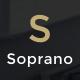 Soprano - Clean Multi-Concept WordPress Theme - ThemeForest Item for Sale