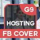 Hosting Facebook Cover