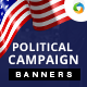 Political Campaign Banners