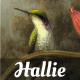 Hallie - WordPress Theme for Writers - ThemeForest Item for Sale