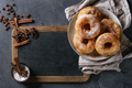 Homemade donuts with sugar powder - PhotoDune Item for Sale